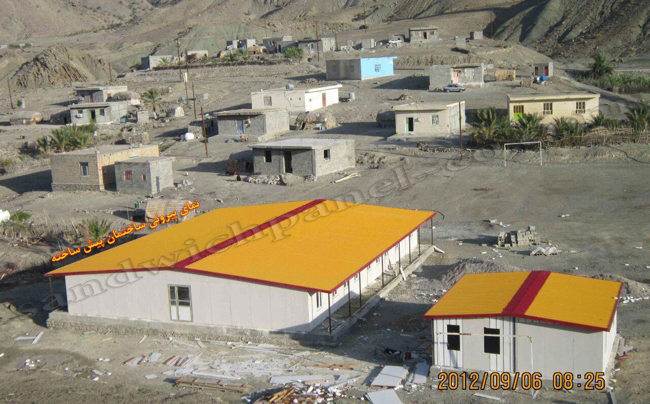 پیش ساخته صنعت ساختمان