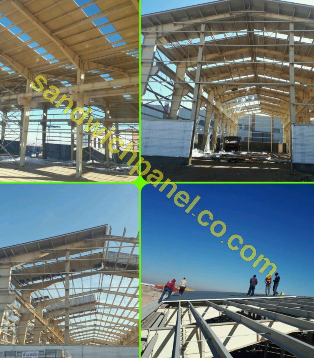 پانل سقفی 5گام ماموت