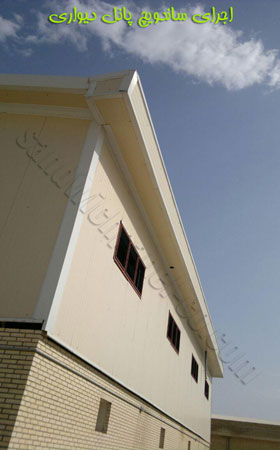 نصب ساندویچ پانل در بوشهر