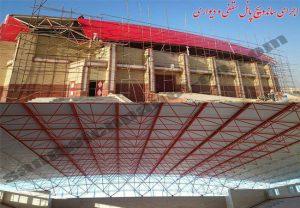 نصب ساندویچ پانل در کرمانشاه