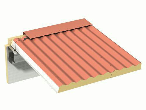 مشخصات فنی ساندویچ پانل سقفی