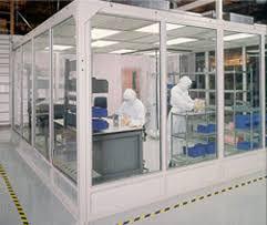 اصول ساخت و طراحی کلین روم در داروسازی