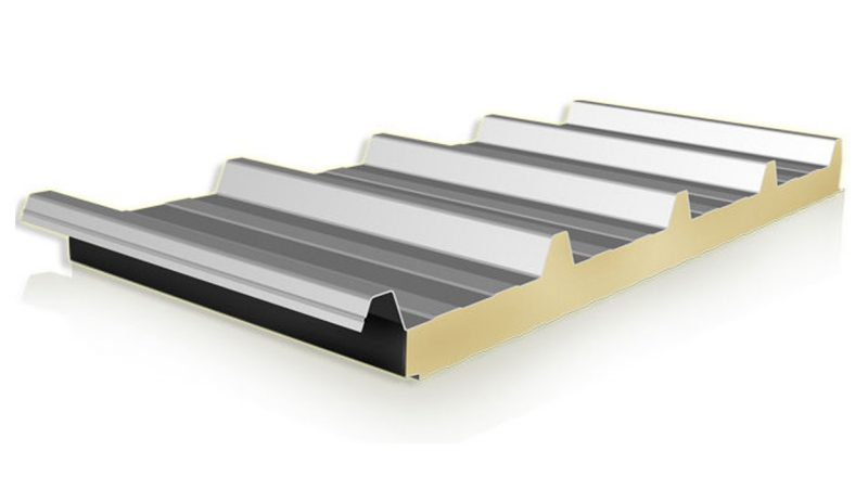 تولید و فروش ساندویچ پانل سقفی