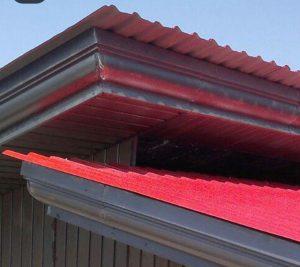 قزوین پوشش سقف شیروانی