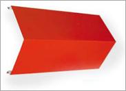 مشخصات فنی ورق نما لمبه - ساندویچ پنل سقفی