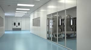 کلین روم-اتاق تمیز-ساندویچ پنل سقفی - اجرای اتاق کلین روم , اتاق تمیز